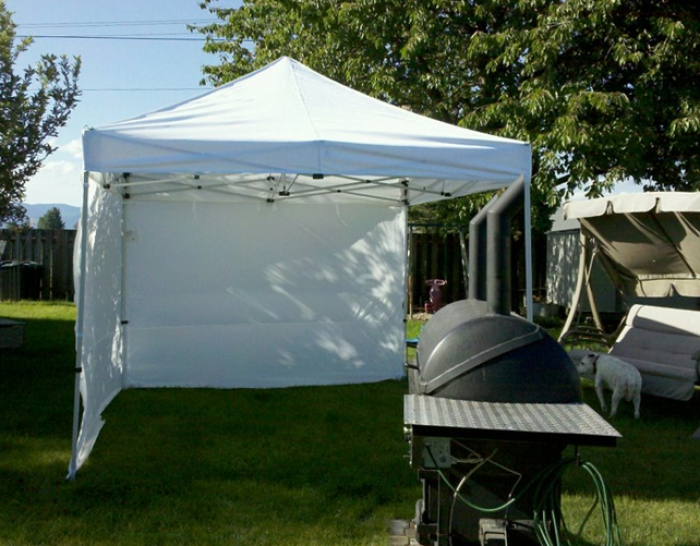 Portable Canopies