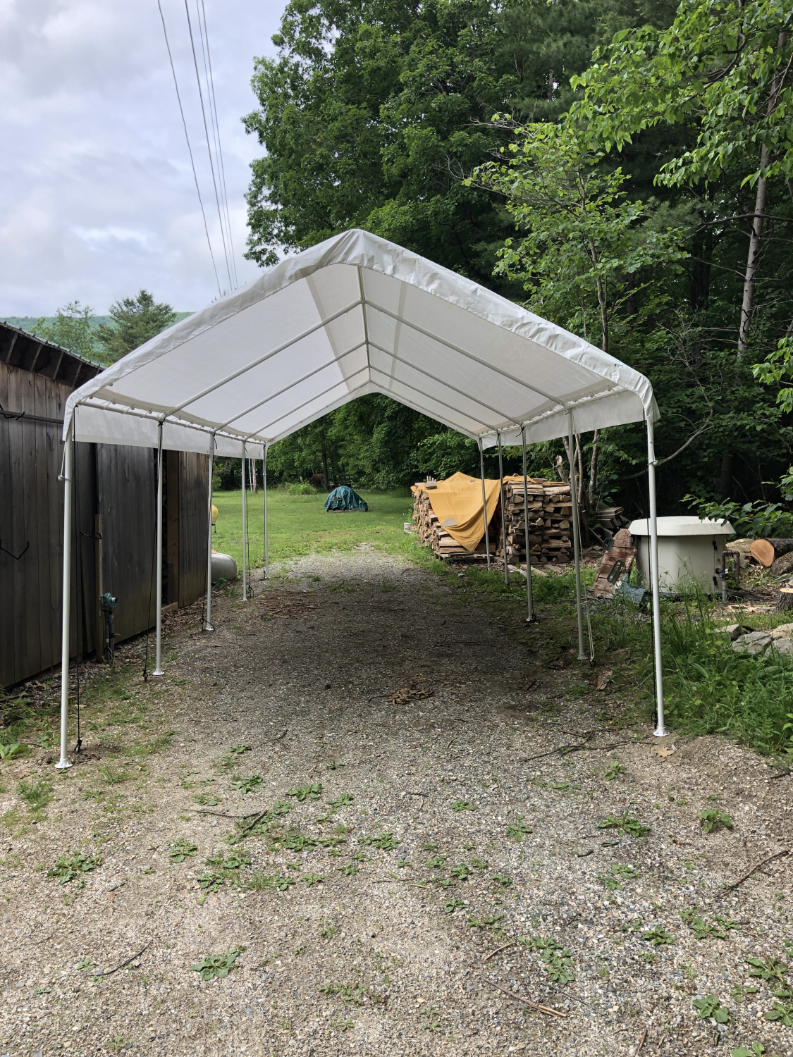 King Canopy Carports
