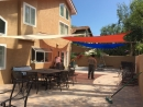 Sun Shade Sail Tents