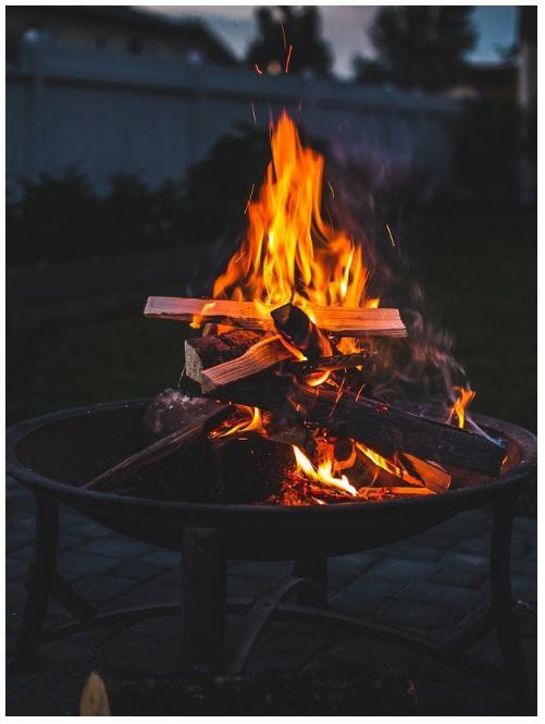 How To Build And Use A Wood Burning Fire Pit