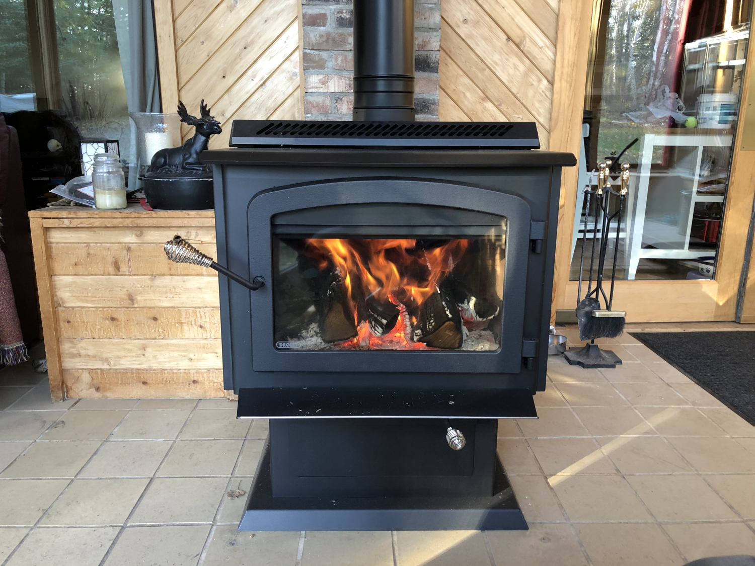 Drolet Wood Stoves