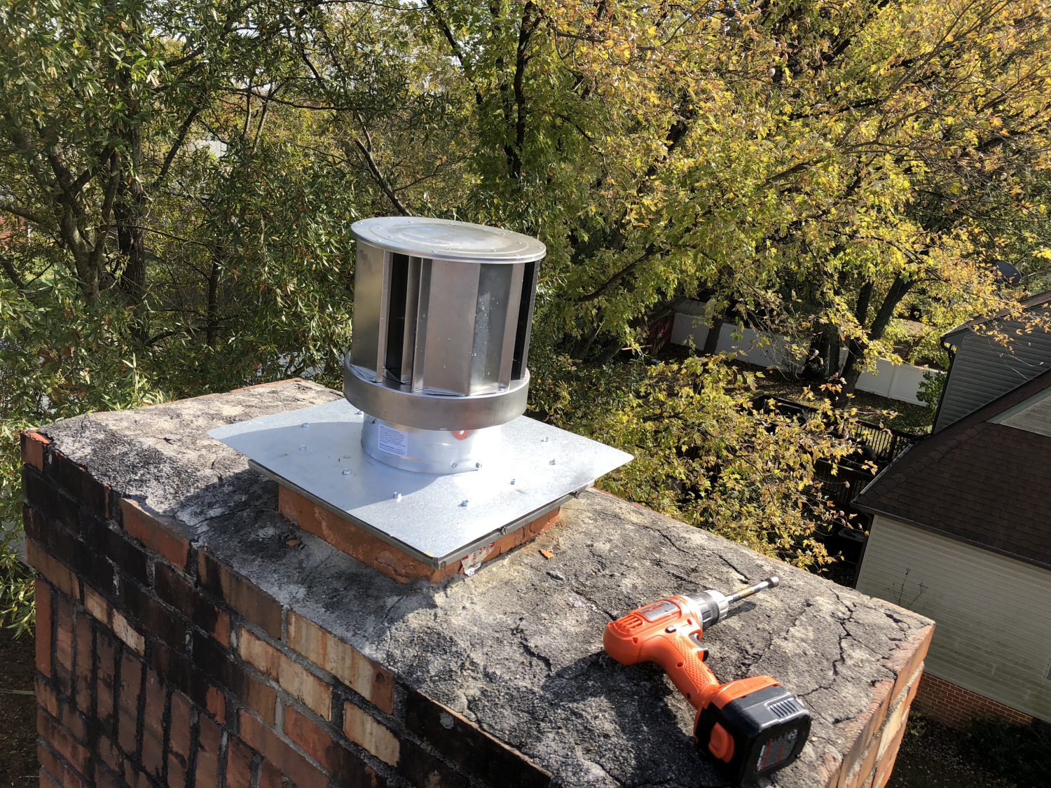 Simpson DuraVent Chimney Products