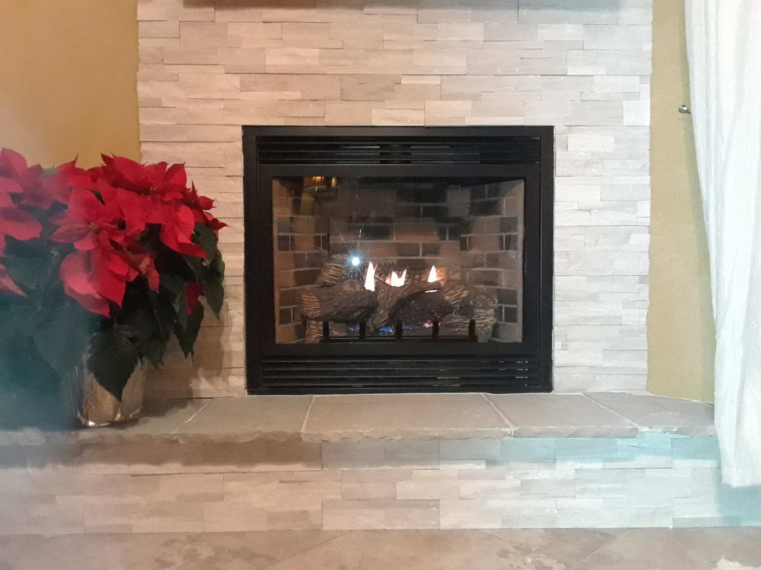 36 Inch Fireplaces