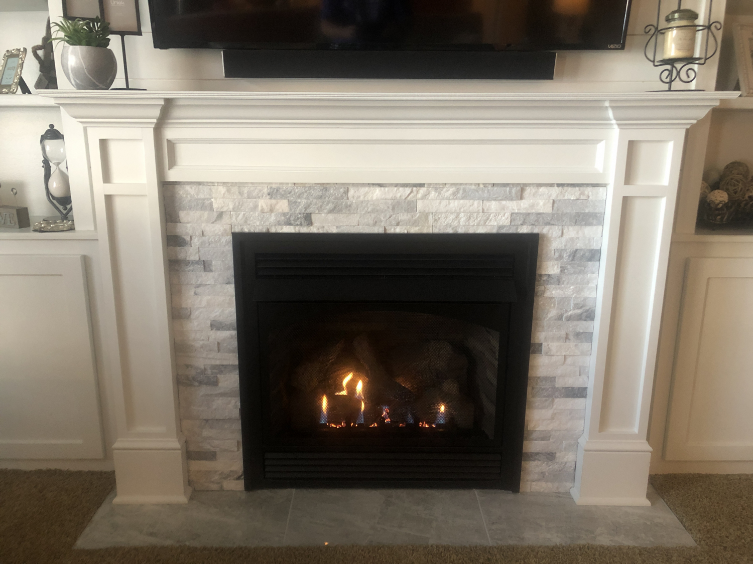 Ventless Fireplaces