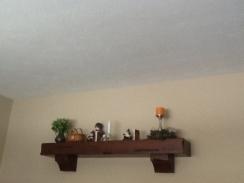 Mantel Shelves
