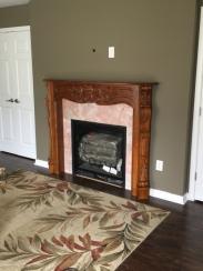 Full Fireplace Mantels