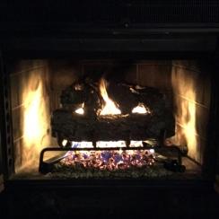 Natural Gas Logs