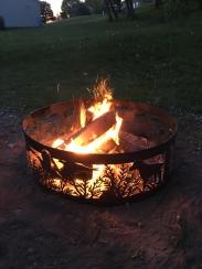 Wood Burning Fire Pits